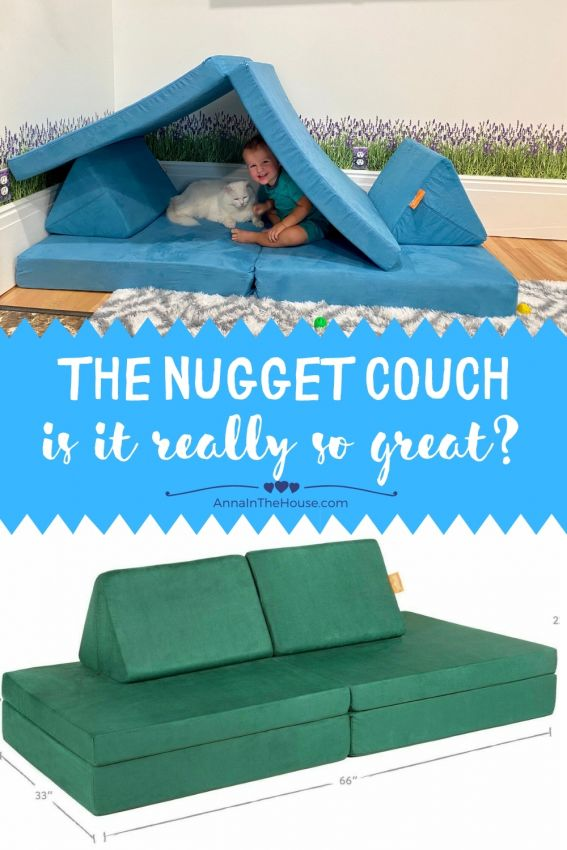 The Nugget Couch: Is It Really That Great? (+Tips on How ...